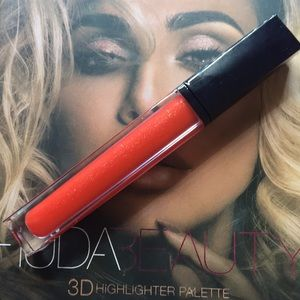 Estée Lauder pure color envy liquid lip red shimm